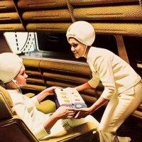2001 - Uma Odisseia no Espaço - 2h21min - 1968