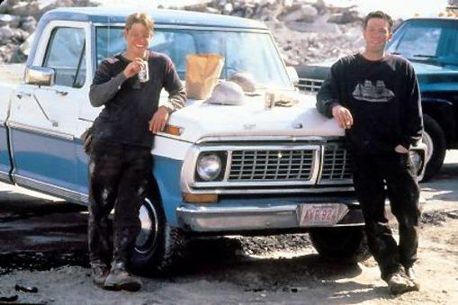 Gênio Indomável, Matt Damon, Will Hunting, Robin Williams, Sean Maguire, Ben Affleck, Chuckie, 1998, EUA, Dublado, 10