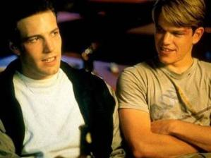 Gênio Indomável, Matt Damon, Will Hunting, Robin Williams, Sean Maguire, Ben Affleck, Chuckie, 1998, EUA, Dublado, 4