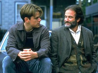Gênio Indomável, Matt Damon, Will Hunting, Robin Williams, Sean Maguire, Ben Affleck, Chuckie, 1998, EUA, Dublado, 5