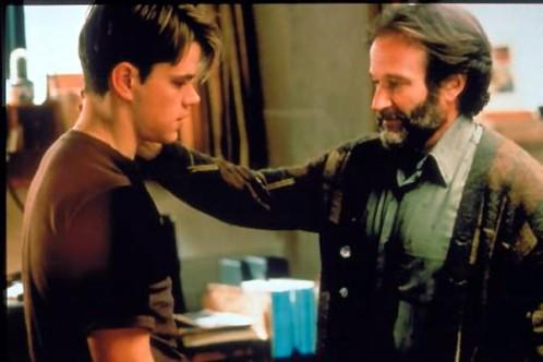 Gênio Indomável, Matt Damon, Will Hunting, Robin Williams, Sean Maguire, Ben Affleck, Chuckie, 1998, EUA, Dublado, 7