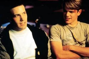 Gênio Indomável, Matt Damon, Will Hunting, Robin Williams, Sean Maguire, Ben Affleck, Chuckie, 1998, EUA, Dublado, 8