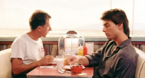 Rain Man, Dustin Hoffman, Tom Cruise, Valeria Golino, Comédia, drama, filme, cine mp4, 6