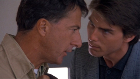 Rain Man, Dustin Hoffman, Tom Cruise, Valeria Golino, Comédia, drama, filme, cine mp4, 7