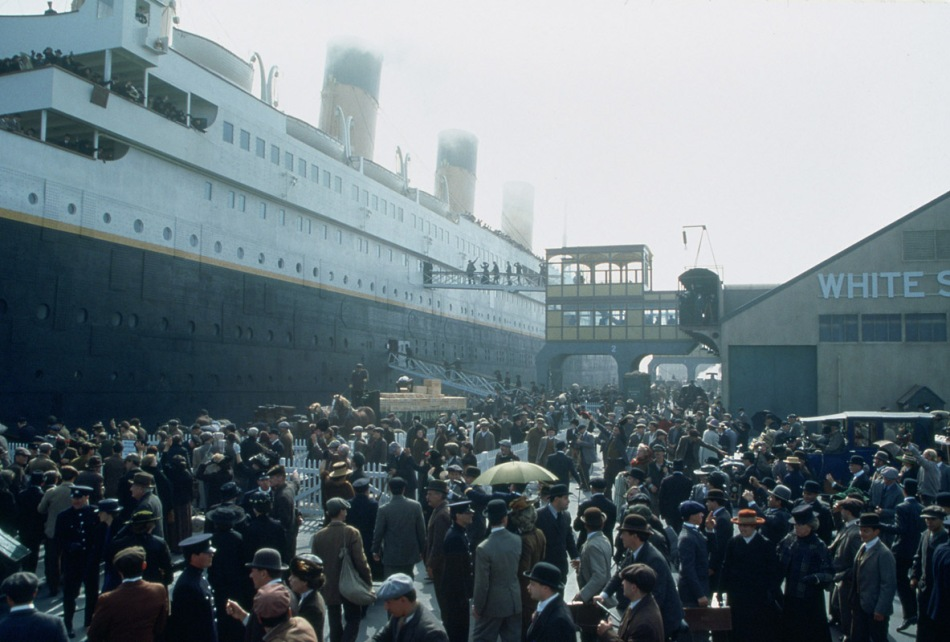 Titanic, 1997, leonardo dicaprio, kate winslet - 34
