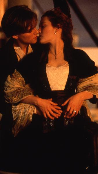 Titanic, 1997, leonardo dicaprio, kate winslet - 79
