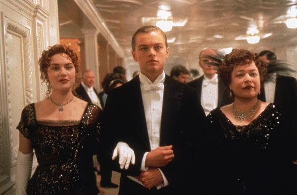Titanic, 1997, leonardo dicaprio, kate winslet - 84