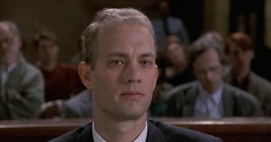Tom Hanks, Denzel Washington, Antonio Banderas, Filadélfia, 1993, Philadelphia, filme, 2