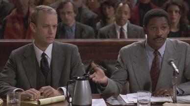 Tom Hanks, Denzel Washington, Antonio Banderas, Filadélfia, 1993, Philadelphia, filme, 4
