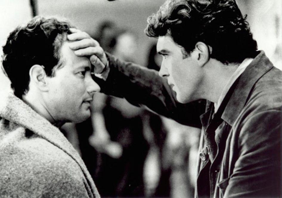 Tom Hanks, Denzel Washington, Antonio Banderas, Filadélfia, 1993, Philadelphia, filme, 7