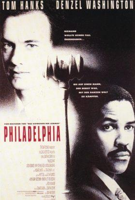 Tom Hanks, Denzel Washington, Antonio Banderas, Filadélfia, 1993, Philadelphia, filme, 8