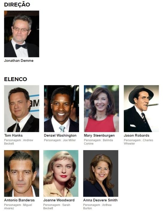 Tom Hanks, Denzel Washington, Antonio Banderas, Filadélfia, 1993, Philadelphia, filme, 9