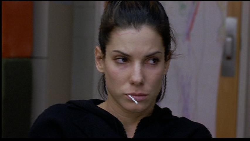 Sandra Bullock em '28 Dias'.
