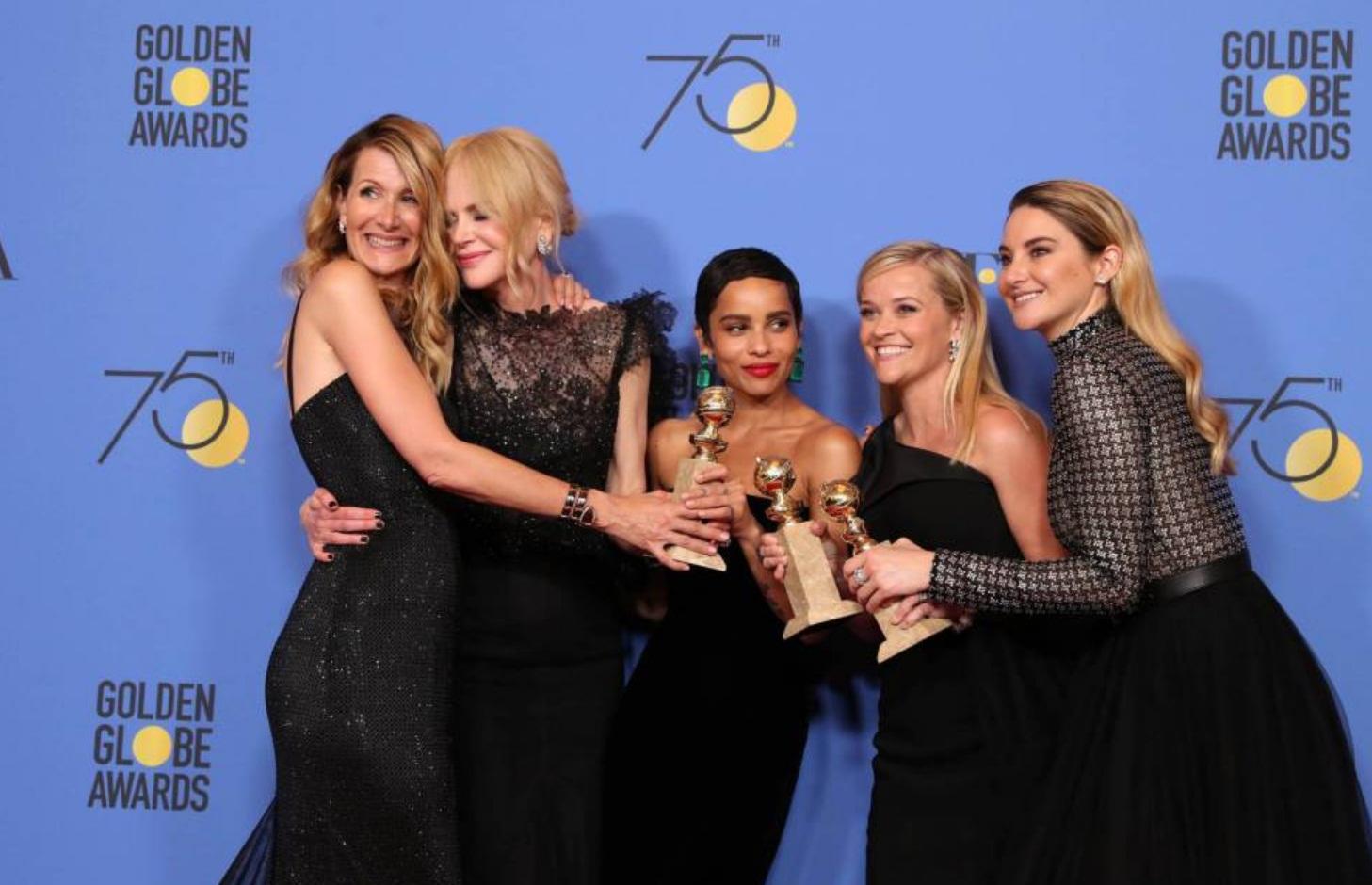 Globo de Ouro 2018 – Todos os vencedores da 75ª edição